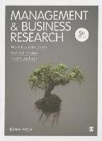Management & Business Research / Easterby-Smith, Mark & Thorpe, Richard & Jackson, Paul R., 5th ed.