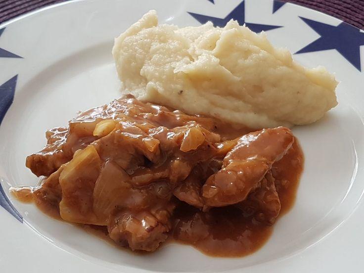 Sauté de porc à la bière & pain d'épices   Ma p'tite cuisine