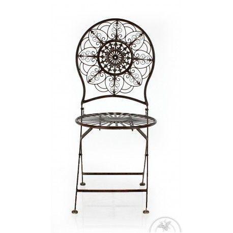 les 25 meilleures id es de la cat gorie chaises en fer forg sur pinterest peinture de taple. Black Bedroom Furniture Sets. Home Design Ideas