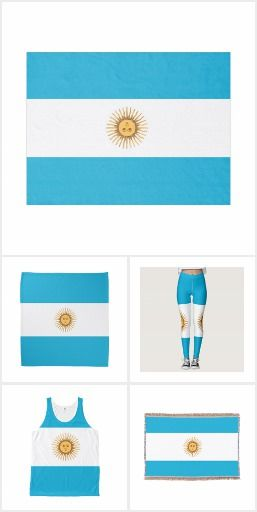 Argentina flag gifts