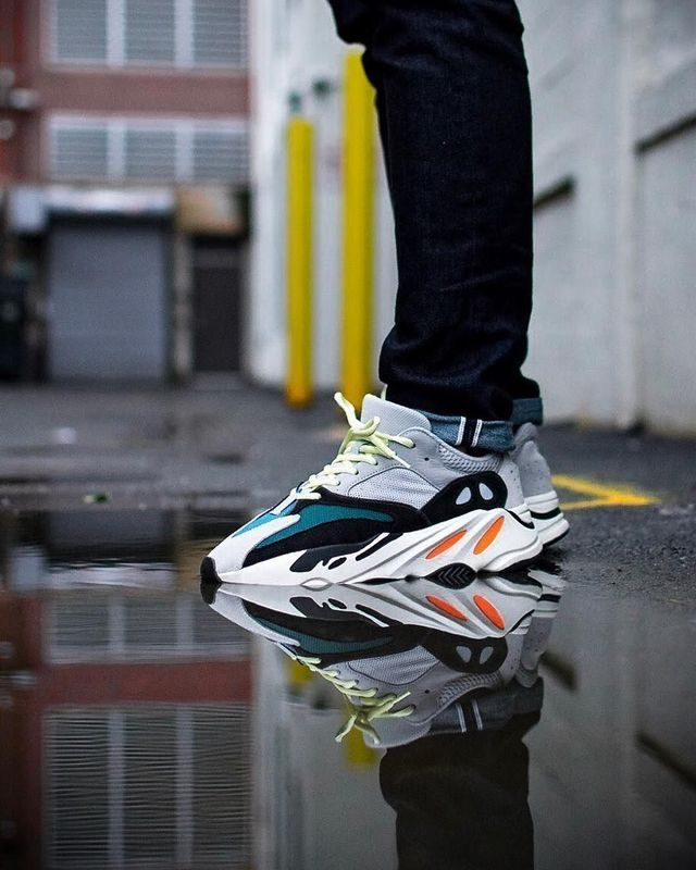 Adidas Yeezy Boost 700 Wave Runner Yeezy Shoes Sneakers Running Shoes Fashion