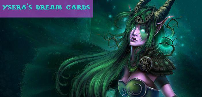 Ysera's Dream Cards in Hearthstone