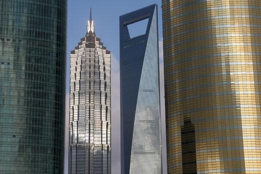 Finance just became rad!- Shanghai World Financial Center  #eccosmile #sculptured65