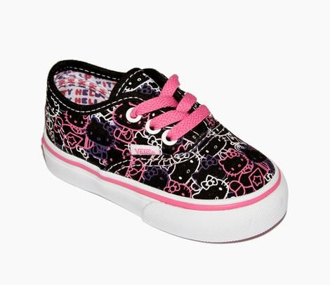 VANS x Hello Kitty Toddler Authentic