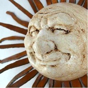 sun in his eyes: Gardens Yard, Backyard, Back Yard, Eye
