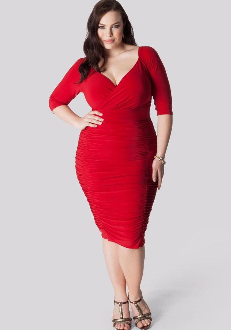 best 25+ plus size red dress ideas on pinterest | thick girls