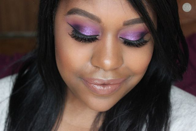 Sheer Beauty: Stila Metals Glitter Look (PLUS Nicole Guerriero Glow Kit)