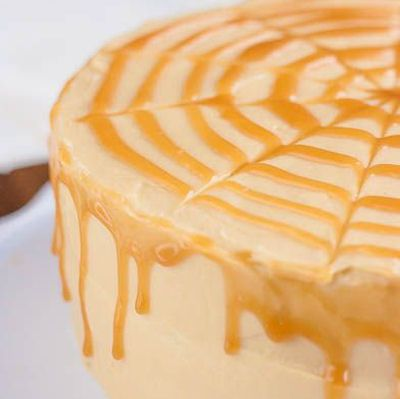 Antique Caramel Cake Recipe