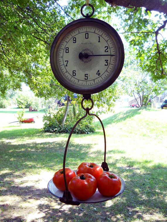 Vintage Chatillon Hanging Scale Antique Grocery Vintage