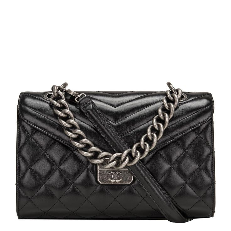 Chanel Black Quilted Sheepskin Flap With Shoulder Bag. Get one of the hottest styles of the season! The Chanel Black Quilted Sheepskin Flap With Shoulder Bag is a top 10 member favorite on Tradesy. Save on yours before they're sold out!