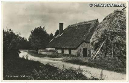Loenen GL,Boerderij de marshoeve 1950