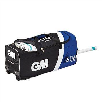 Rebel Sport - Gunn & Moore 606 Cricket Wheelie Bag