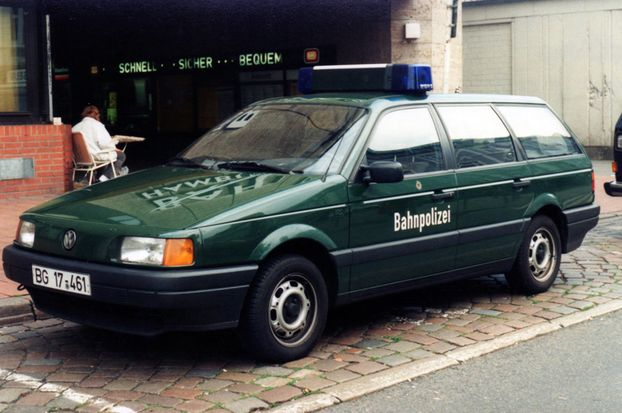 Germany - VW Passat Variant