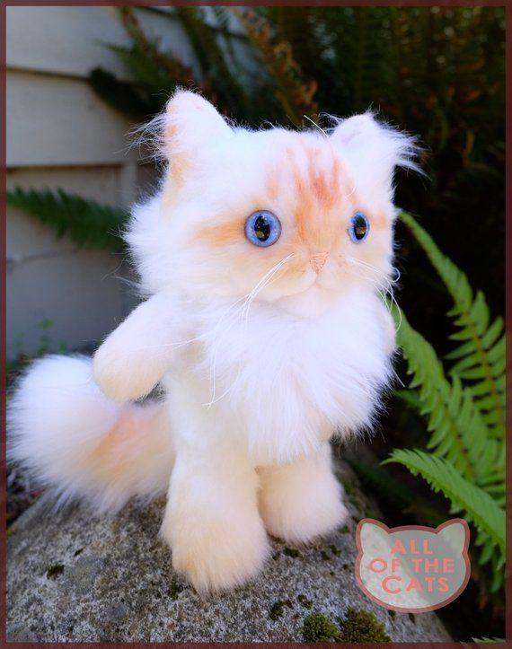 Reserved Custom Cat Plush Of Bumper Custom Pet Portrait Cat Plush Custom Cat Custom Pet Portraits