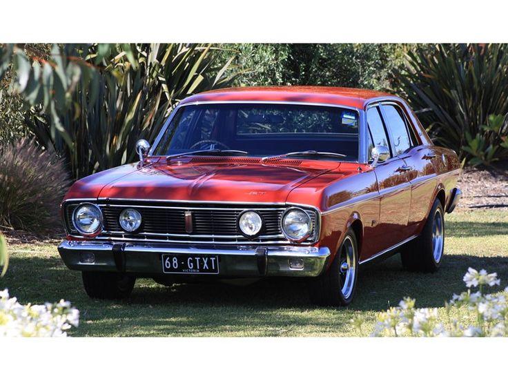 1968 FORD GT XT Falcon