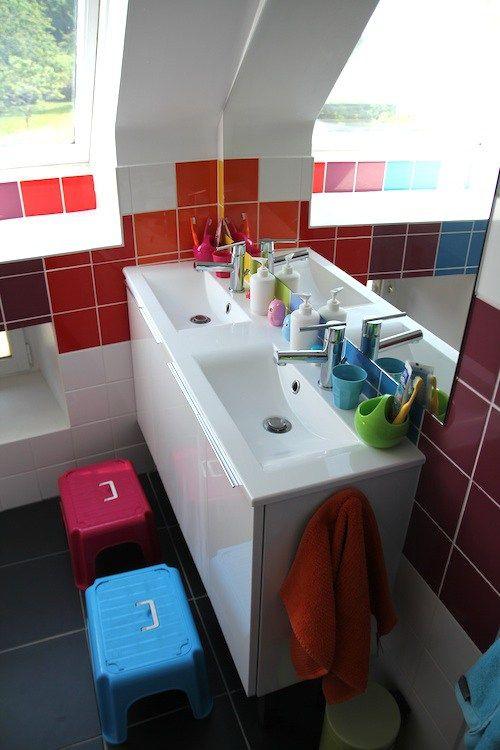 10 best salle de bain d\u0027amis images on Pinterest Bathroom designs
