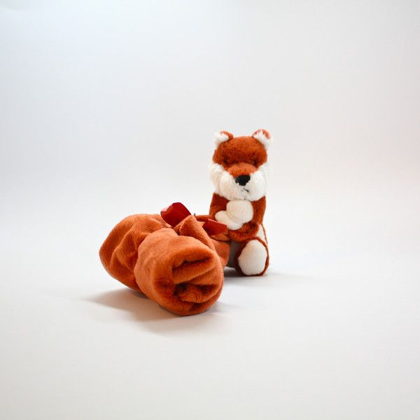 Plush Fox Soother