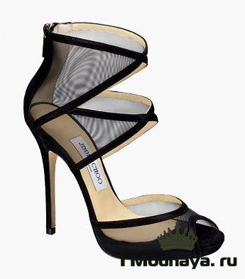 Стильные туфли Джимми Чу: фото и история бренда | 1Modnaya.ru