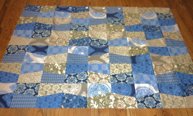 Stack And Whack Quilt From Lila Tueller Designs Stack