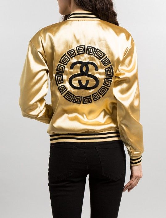 Goldie Bomber Jacket
