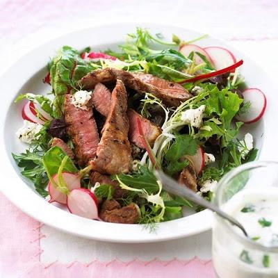 how to cook boneless lamb leg steaks