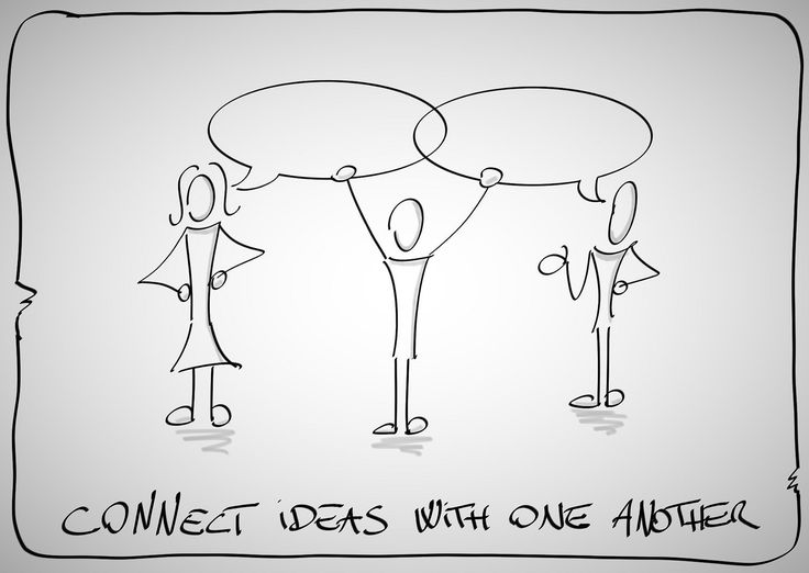 connect ideas | by Luigi Mengato