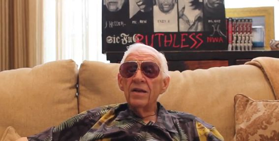 """N.W.A.'s former manager Jerry Heller files a $110 million defamation suit against Dr. Dre, Ice Cube, and the """"Straight Outta Compton"""" producers."""