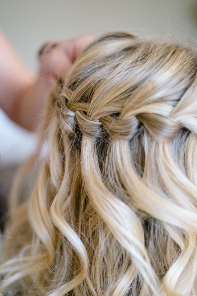 Bruidskapsel met vlecht | ThePerfectWedding.nl