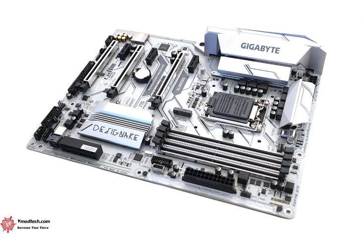 """Z270X DESIGNARE: Motherboard """"Lomo Plateado"""" para Profesionales #Hardware"""