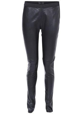 Storm & Marie Shine PA Pants Black - Sorte Skindleggings – acorns