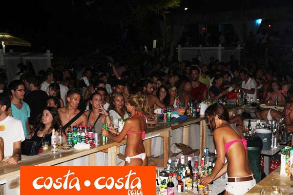Costa-Costa Beach Bar, Sami, Kefalonia