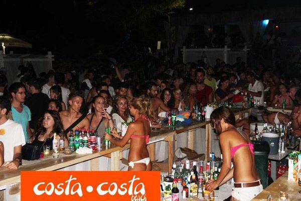 Costa-Costa Beach Bar, Sami, Kefalonia