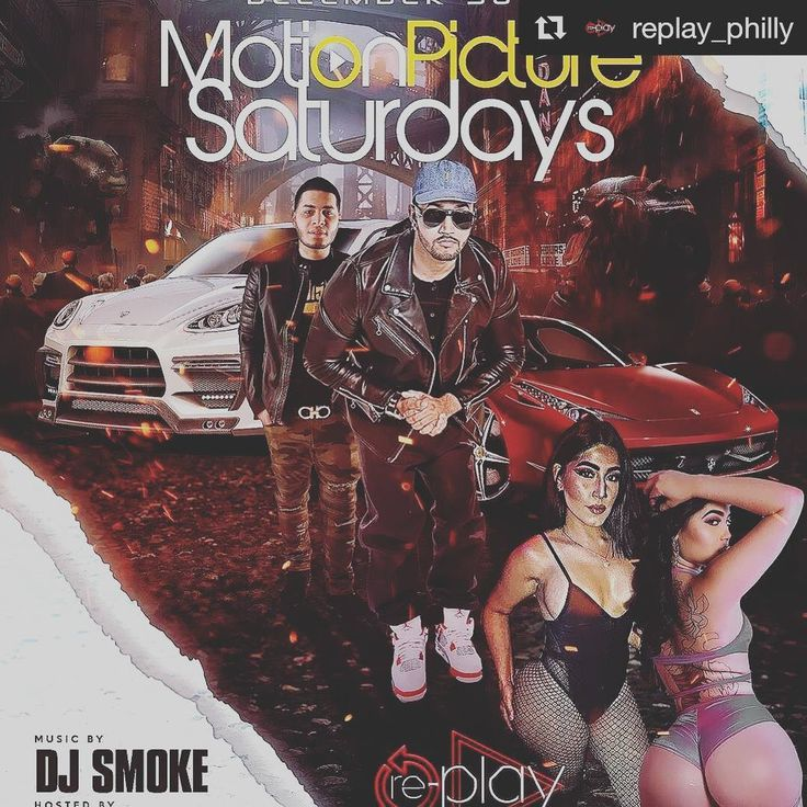 TONIGHT TONIGHT MUSIC BY @djsmoke AT @replay_philly #Repost @replay_philly  #MotionPictureSaturdays looking like the hottest new party on Broad st ! Pull up @exquisitepromotions at REPLAY (215)-971-3808 for reservations. #promote #events #latinnight #saturday #nightclub #party #drinks #hookah #ladies #philly #phillysupportphilly #djlife #afty #lapara #philadelphia #bachata #reggaeton #trap #hiphop