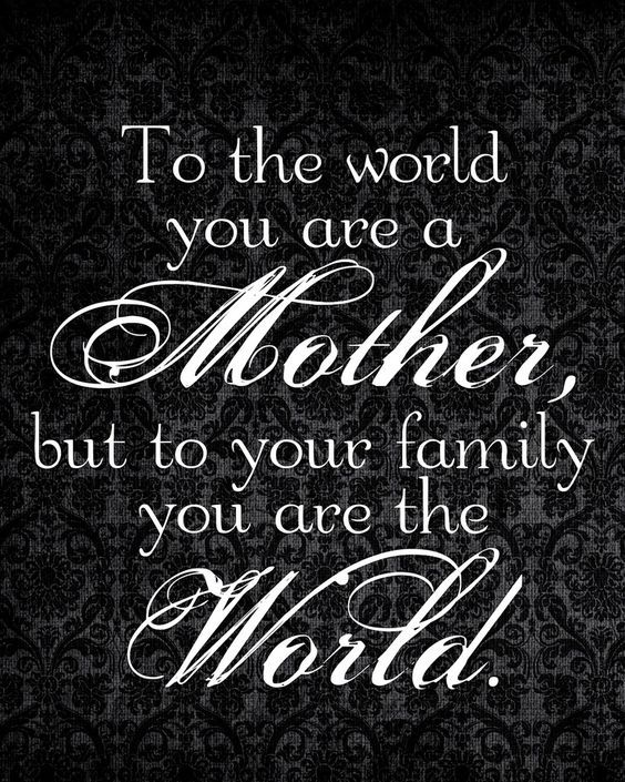 We Love You Mom Quotes Custom 61 Best Mothers Day Images On Pinterest  Thoughts Inspiration