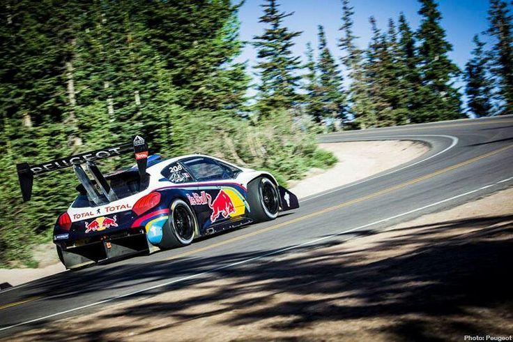 Loeb at Pikes Peak
