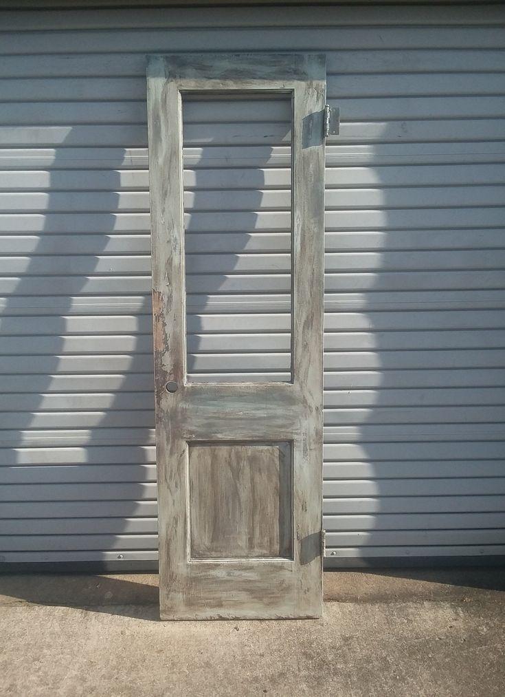Old Wood Door Kitchen Pantry Door Pantry Door Farmhouse Pantry Door Interior Door 24 Inch Door Rustic Architectural Salvage Oh Pin This Door By Fallen Stones Old Wood Doors Kitchen Pantry
