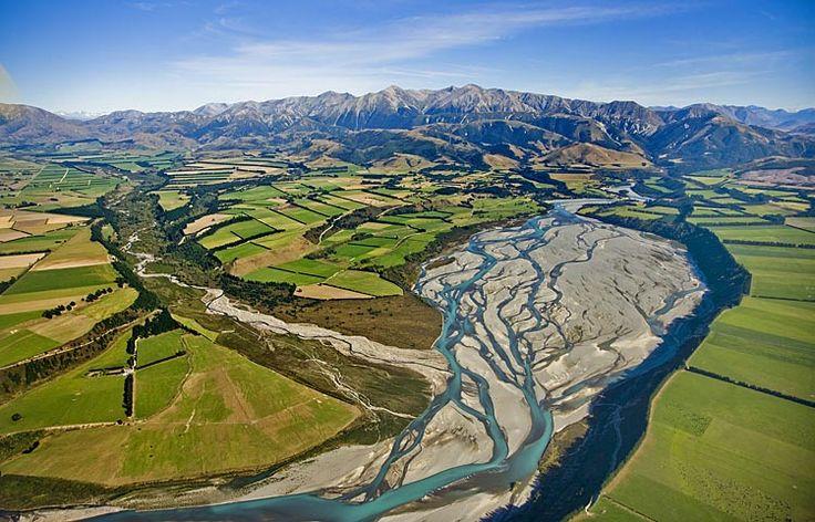 Waimakariri River, see more, learn more, at New Zealand Journeys app for iPad www.gopix.co.nz