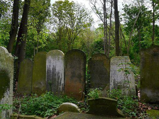 Tower Hamlets Cemetery Park - London, England