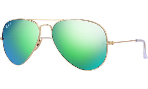 Ray-Ban Sunglasses Collection - Aviator Large Metal RB3025 | Ray Ban® Official Site