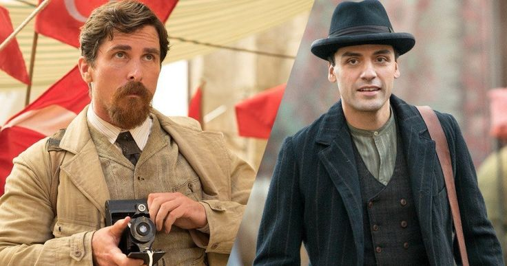 Christian Bale & Oscar Isaac on the Horrors of Genocide in The Promise | EXCLUSIVE -- Co-stars Christian Bale and Oscar Isaac go behind-the-scenes of their intense new drama The Promise. -- http://movieweb.com/the-promise-movie-interview-christian-bale-oscar-isaac/