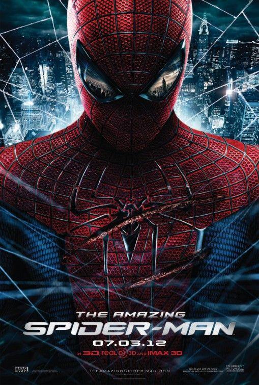 The Amazing Spider-man / Aunque no soy fanático de las películas de superhéroes, me entretienen. Creo que esperaba esta más por el director que por spider-man en sí. A nivel dirección no le ví nada del otro mundo, pero me pareció igual que la película pese a no ser del todo necesaria, no defraudaba tanto como algunos esperaban. Podría haber sido mejor, pero no es mala / 7 Patos