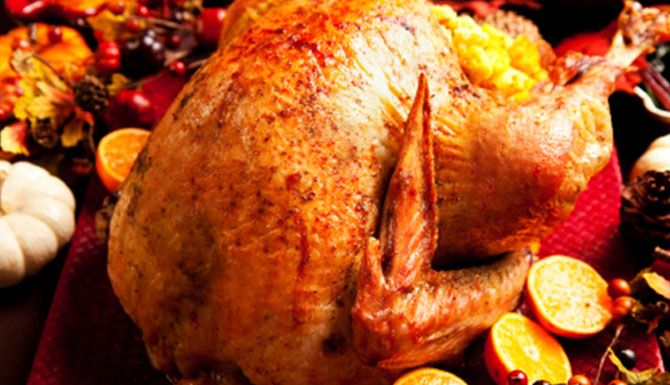 Traeger's Traditional Turkey. Cook the best turkey you've ever had right on your #Traegergrill