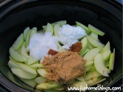 My Aunt Diane's Crock Pot baked apples are always awesome so you can imagine how excited I was when she gave me her recipe. Yum! The recipe calls for Granny Smith apples which is what I used …