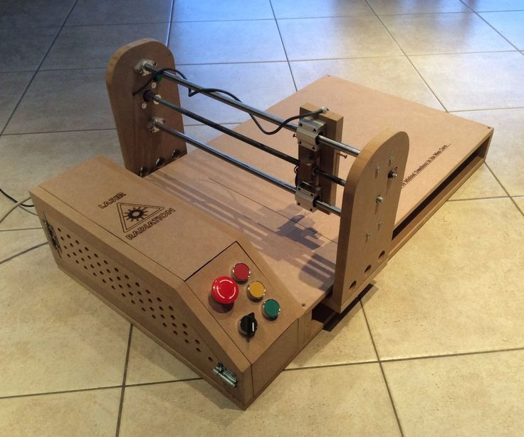 """Hi everybody, my name is Michiel and I am going to show you how to make an awesome looking laser engraver!A couple of months ago, there was a CNC challenge here at instructables, while checking out the entries of that contest, I saw some pretty cool engraving machines and I thought: """"Why shouldn't I make my own?"""". And so I did, but I didn't want to make someone else's project, I wanted to make my own. And so my story began... :)This laser engraver uses a 1.8W 445nm laser module, of..."""