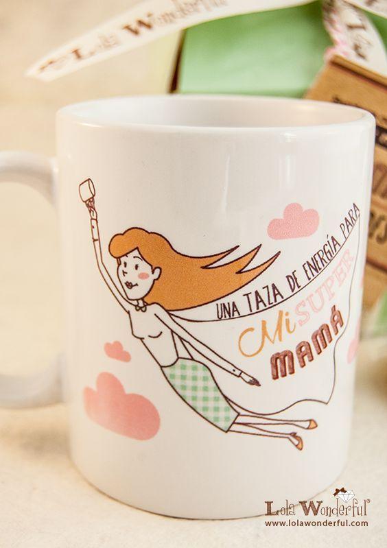 Lola Wonderful_Blog: Día de la madre, regalos personalizados:
