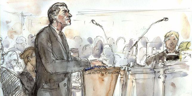 Au premier jour de son procès,l'ex-ministre du budget affirme toutefois être « persuadé que Michel Rocard ignorait tout cela».