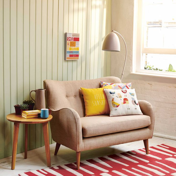 Buy Julianne Felt Effect Loveseat From Our Armchairs Occasional Chairs Range At Tesco Direct We Stock A Great Of Products Everyday Prices