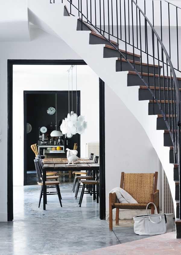 Стильный отель Casa Honore в Марселе (Франция) | Пуфик - блог о дизайне интерьера