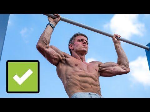Trazioni alla Sbarra | La tua guida completa per una schiena forte e grossa