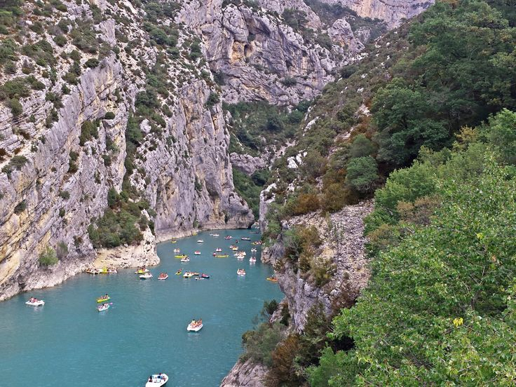 Everything you need to know for a trip t the Gorge du Verdon, France